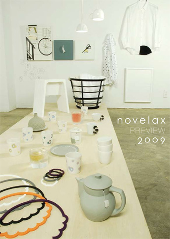 「novelax PREVIEW 2009」