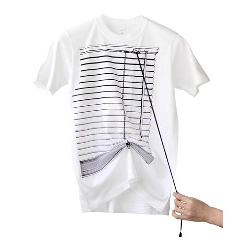 Tシャツ「ブラインド」