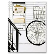 レターラック「階段下の郵便受け」