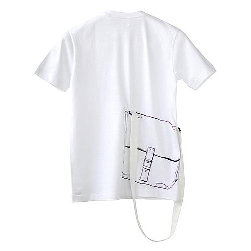 Tシャツ「カバン」