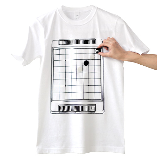 Tシャツ「リバーシ」